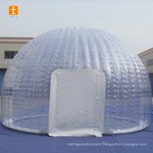 Custom inflatable transparent bubble tent arch model