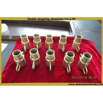 Peças de alumínio usinadas CNC