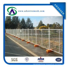Hot Sale Australia Hot Galvanized Temp Fencing