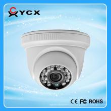 Nueva cámara de vídeo de alta definición CCTV 1080P IR CUT OSD AHD TVI CVI CVBS 4 en 1 cámara Cámara de plástico domo HD buscando distribuidor