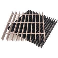 Стеклопластик/стеклопластик решетки / решетки/панель frp изготовленные на заказ Пултрузионный решетки