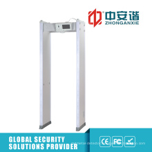 3D Infrared Design 100 Security Level Metal Detector Gate