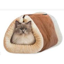 Feste Katze Bett / Haustier Haus (ympt6009)