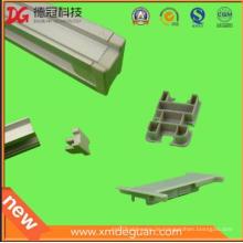 High-End Großhandel Kunststoff schützende Aluminium Frame Cap