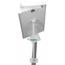 Luz de calle solar integrada de alta calidad 100W