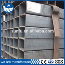 Precio de fábrica EN 10219 SHS muebles de tubo de China fabricante