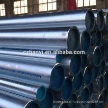 Design novo preço favorável tubo de aço inoxidável de 12 polegadas