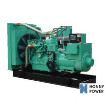 380 / 220V Marke Motor Silent Diesel Generator 30kw