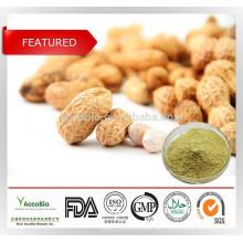 Nahrungsergänzungsmittel Zutaten Erdnuss-Haut-Extrakt