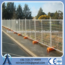 temporary perimeter fence(Anping factory)