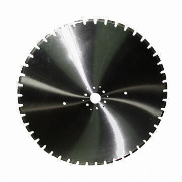 Wall Saw Blade for Machinery Hydraulic or Electric Powered Wall Saw or Low HP Walk Behind Saw