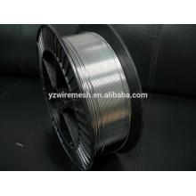 Fil de soudure en poudre métallique AWS E308LT1-1 fil de soudage à fond de flux / fil de soudure