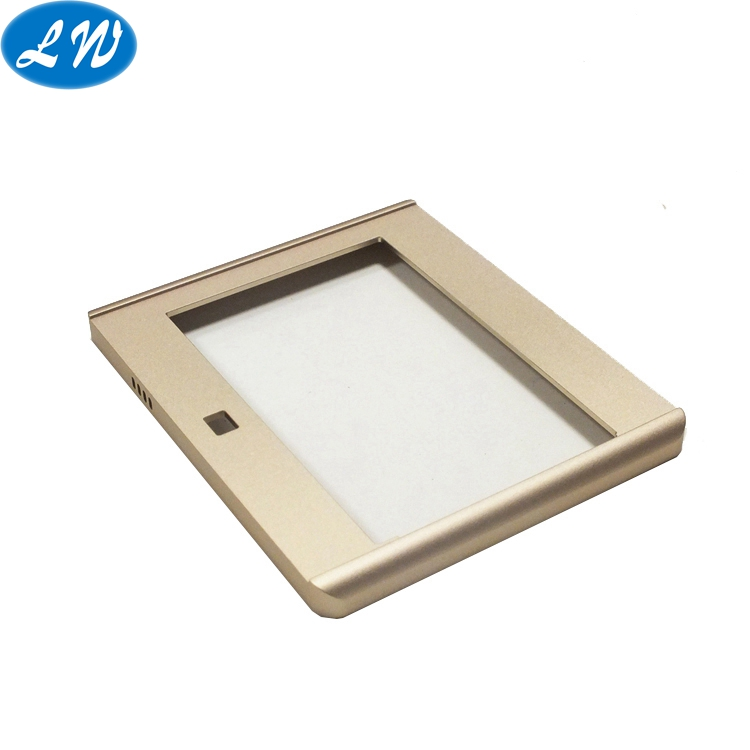 Electronic Aluminum Anodized Sheet Metal Parts