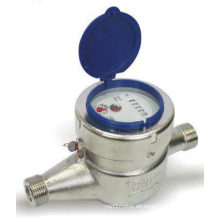 Edelstahl-Trocken-Zifferblatt Kaltwasser-Meter (LXSG-15)