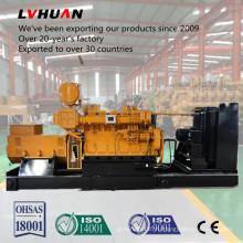 CE одобренный генератор двигателя СНГ низкого потребления (300kVA)