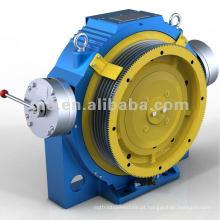 825kg 2.0m / s ímã permanente síncrono Gearless Elevador Motor