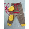 pure cashmere gloves knitted gloves for children baby