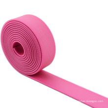 Corde enduite de PVC de sangle de bride de chien de PVC de sangle de polyester enduit de PVC