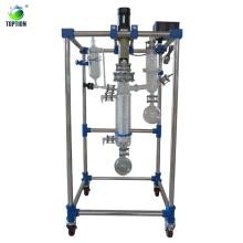 Machine d'extraction d'huile d'évaporateur de film mince d'unité de distillation