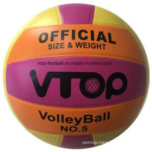 Colorful Rubber Volleyball for Women