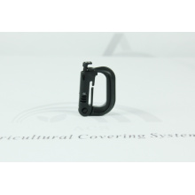 Plastic D Ring Buckle
