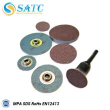 Discos abrasivos de cambio rápido abrasivos de 2 '' / 3 ''
