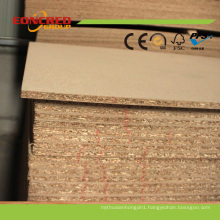 High Quality Certificated Plain Particle Board