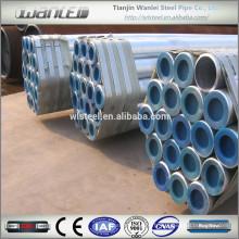 Spécification du prix du tuyau de fer galvanisé