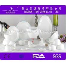 2015 новый дизайн экологически чистых тонкой кости фарфора посуда 61 шт, 81pcs, 128pcs