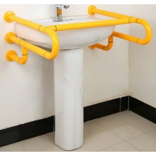 Yellow Nylon Barrier-free Grab Bar