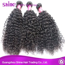 Durable Human Real Curly Mongolian Hair