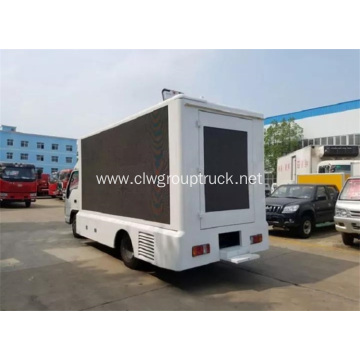 ISUZU 4*2 LED Advertising Truck For Sale