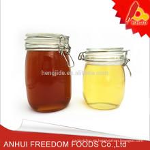 al por mayor a granel marcas naturales de miel cruda en venta
