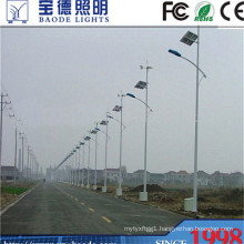 10m Pole 80W Solar LED Street Light (BDTYN1080-1)