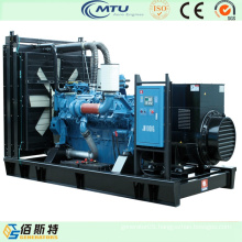 650kVA Mtu Benz Diesel Generating with Electric Starting