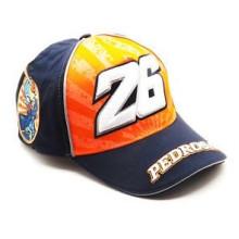 Racing Cap 100% Algodón - R019