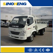 Camion de cargaison de petit camion de service léger de fabrication d'usine de la Chine