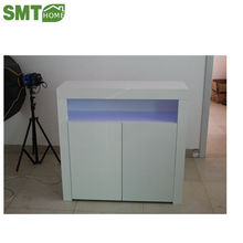 Modern furniture side cabinet 16mm PB high gloss storage