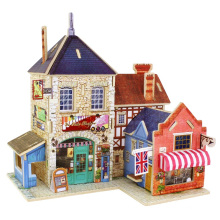Juguete de los juguetes de la madera para las casas globales-Gran Bretaña Tienda del instrumento musical