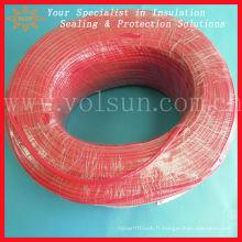 Tuyau en PVC ignifuge de différentes couleurs