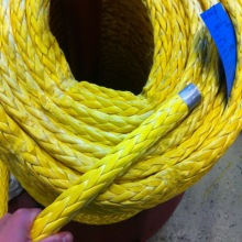 20 Years manufacturer for High Strength Rope 26mm Diameter UHMWPE Rope export to Nauru Manufacturers