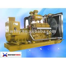 Generador diesel 550KW accionado por el motor de Wudong
