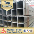 Galvanized Tube / hollow section