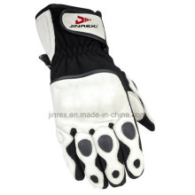 Motorcycle Cycling Motorbike Full Finger Gel Padding Leather Glove