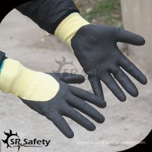 SRSAFETY 13G Cut Resistant Micro Foam Nitrile Рабочая перчатка / перчатки из арамидного волокна / перчатки из арамидного волокна