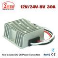 Abaixe 12V 24V à fonte de alimentação de 5V 30A 150W
