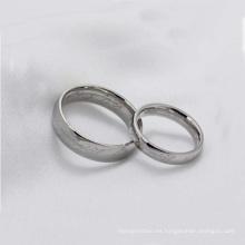Anillos de promesa de pareja barata de alta calidad, el señor de la joyería del anillo