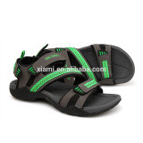 china wholesale low price fancy flat Men's Beach Sandals shoes All Size