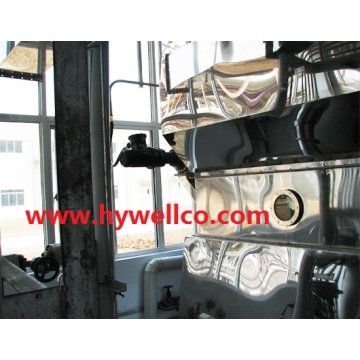 Calcium Gluconate Fluid Bed Dryer