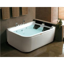 Hydromassage Acrylic Indoor Bathtub